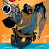 BOOM! Announces SIX-GUN GORILLA by Si Spurrier