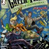 Review: THE GREEN TEAM #1