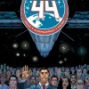 Second Printing Announced for LETTER 44 #1