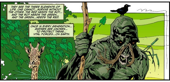 Tag 1-12 en Psicomics SwampThing1