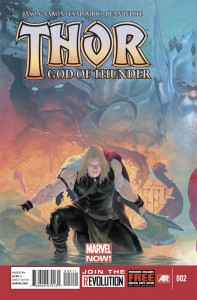 Thor God of Thunder #2