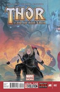 Thor God of Thunder #2