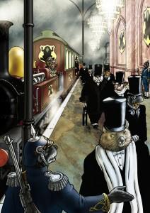 grandville-bete-noir-train-station-bryan-talbot