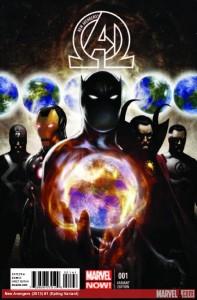 New Avengers #1