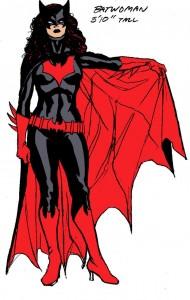 BatwomanColor