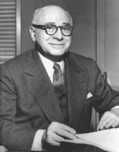 Sexologist Harry Benjamin