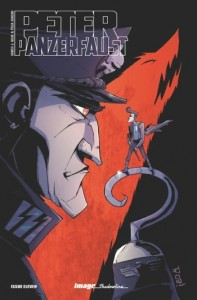 Rob Guillory Peter Panzerfaust 11 Cover