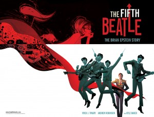 The Fifth Beatle © 2012 Tiwary Entertainment Group Ltd.