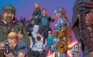 The Characters of Valiant