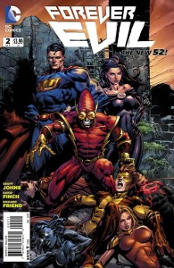 Forever-Evil-2-final-cover-David-Finch-Crime-Syndicate-vs-Teen-Titans