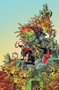 100th Anniversary Special Avengers #1 Cover