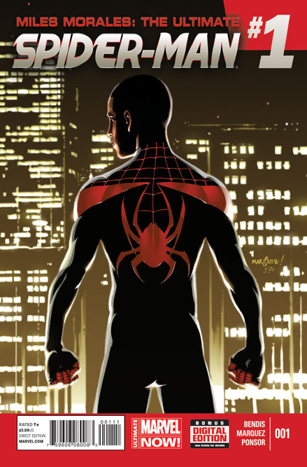 Miles_Morales_Ultimate_Spider-Man_1_David_Marquez