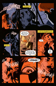 Afterlife with Archie interior art by Francesco Francavilla