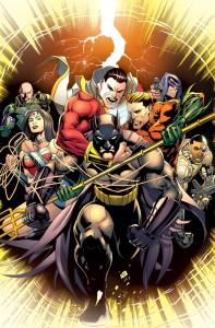 Batman and Robin cover art by Patrick Gleason