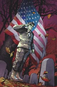 Star-Spangled War Stories cover art by Howard Porter