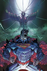 Cover art for Superman: Doomed #2