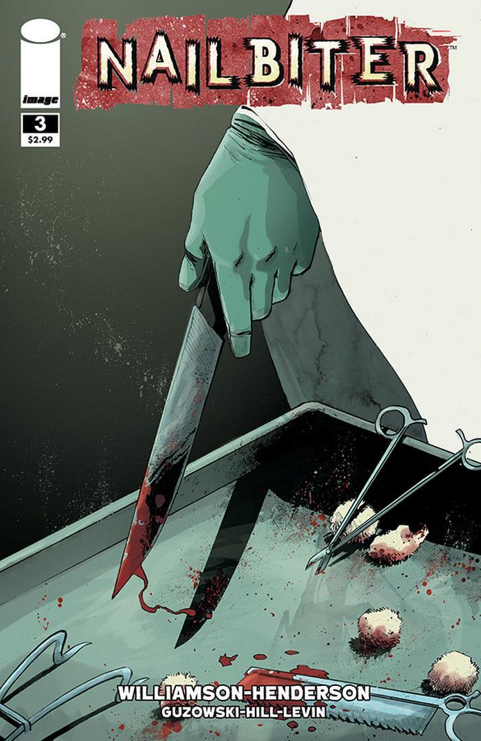 Nailbiter #3 Cover