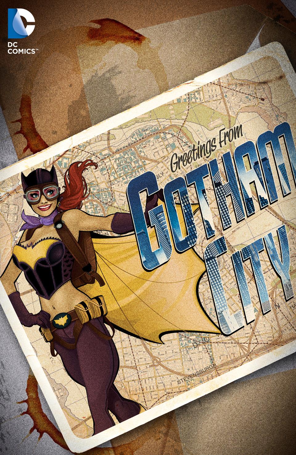 Batgirl #32 6/11/2014
