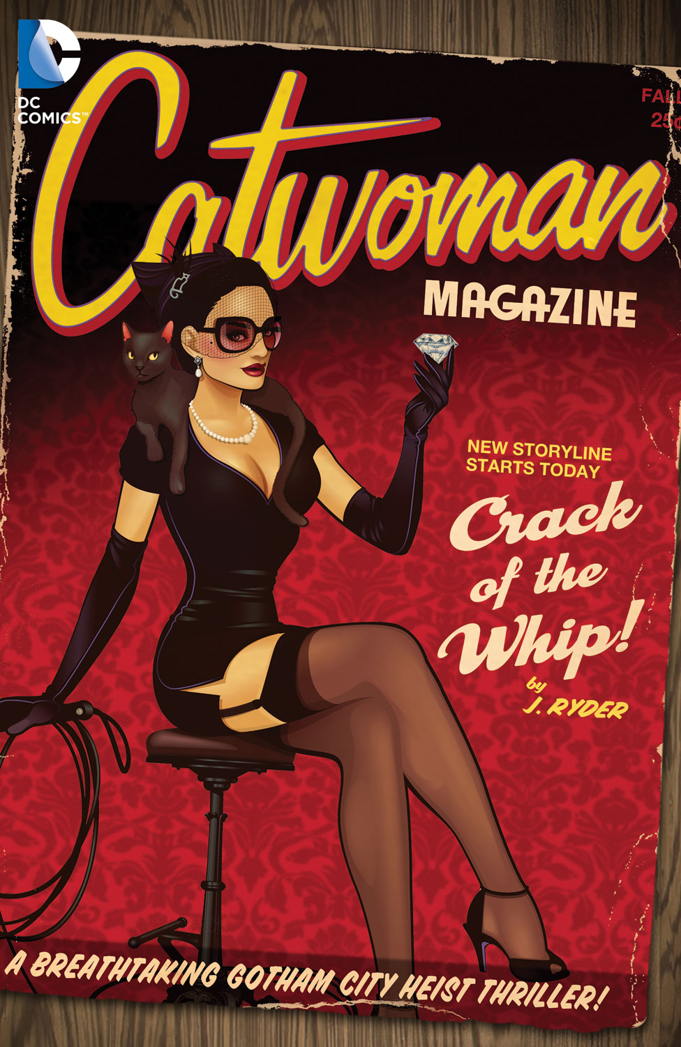 Catwoman #32 6/25/2014