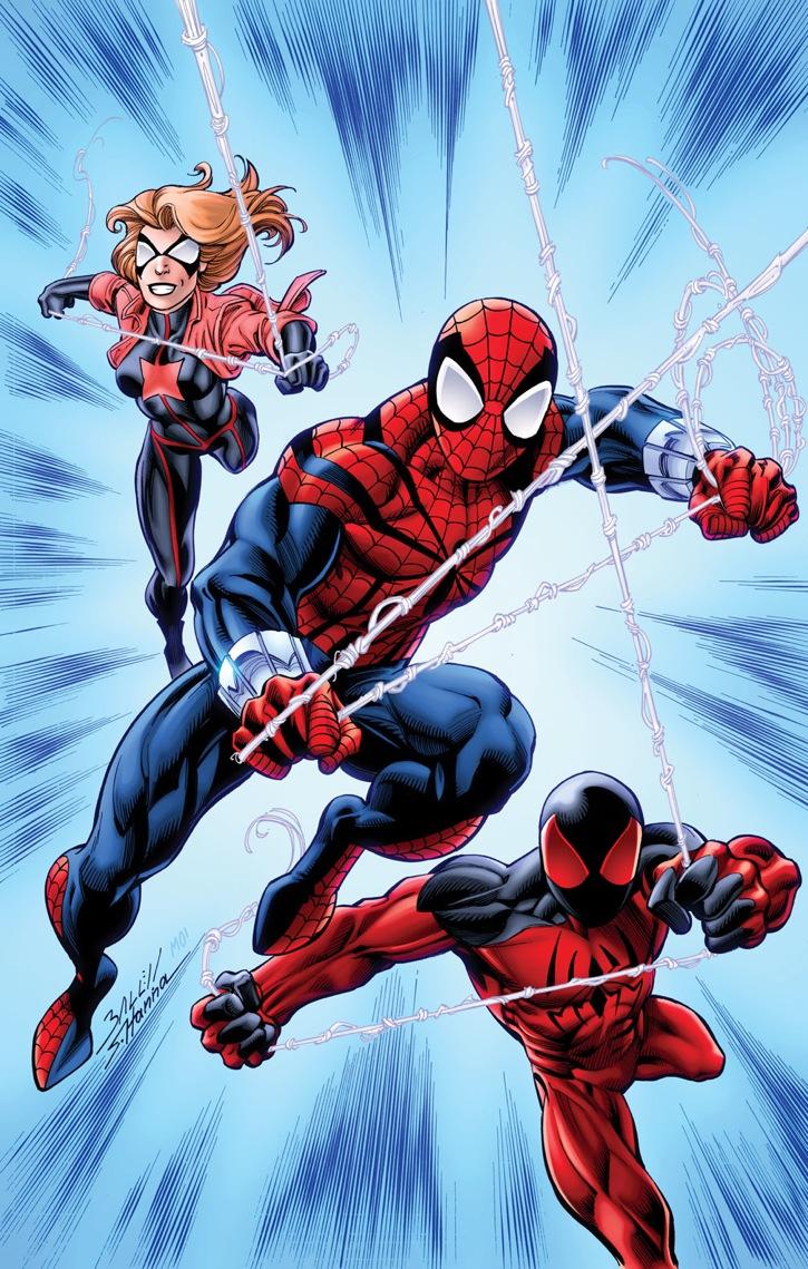 Scarlet_Spiders_1 Bagley_Variant