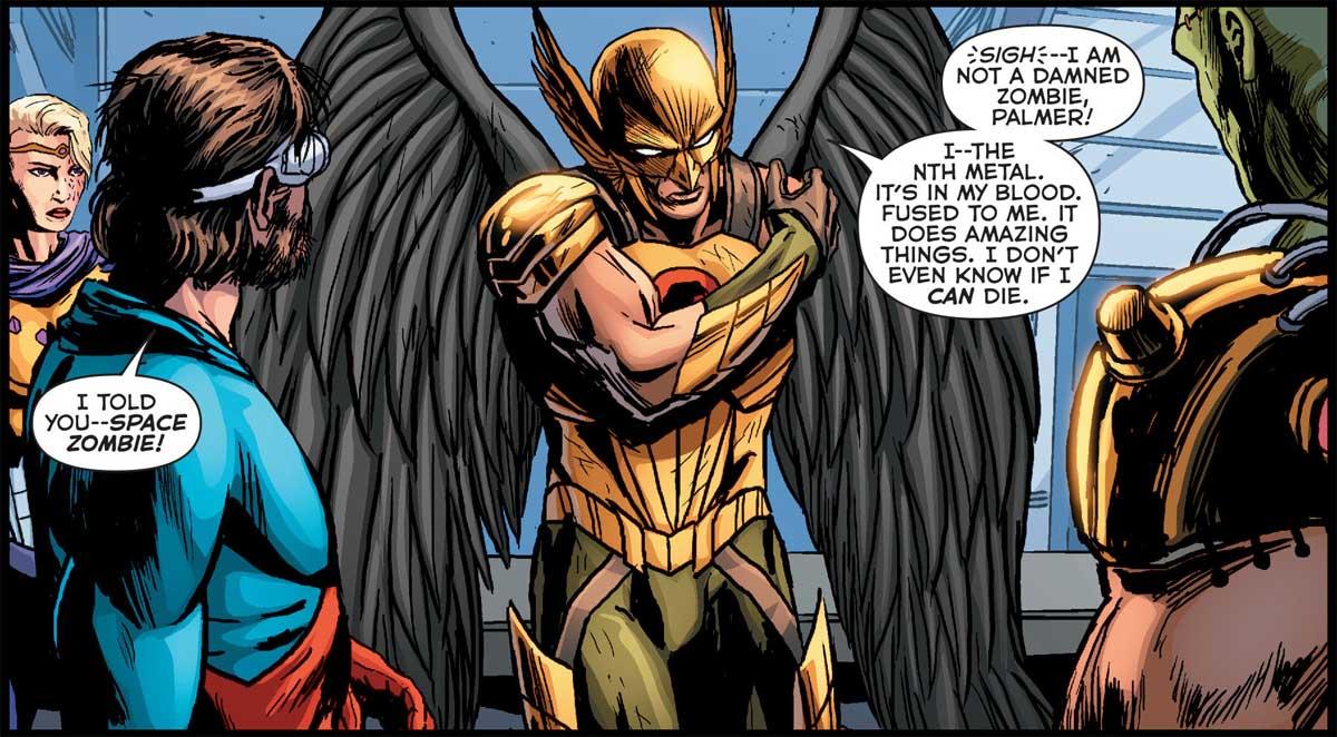 Hawkman lives
