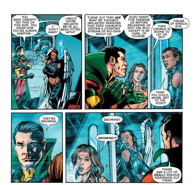 Mr. Miracle —World's Greatest Escape Artist