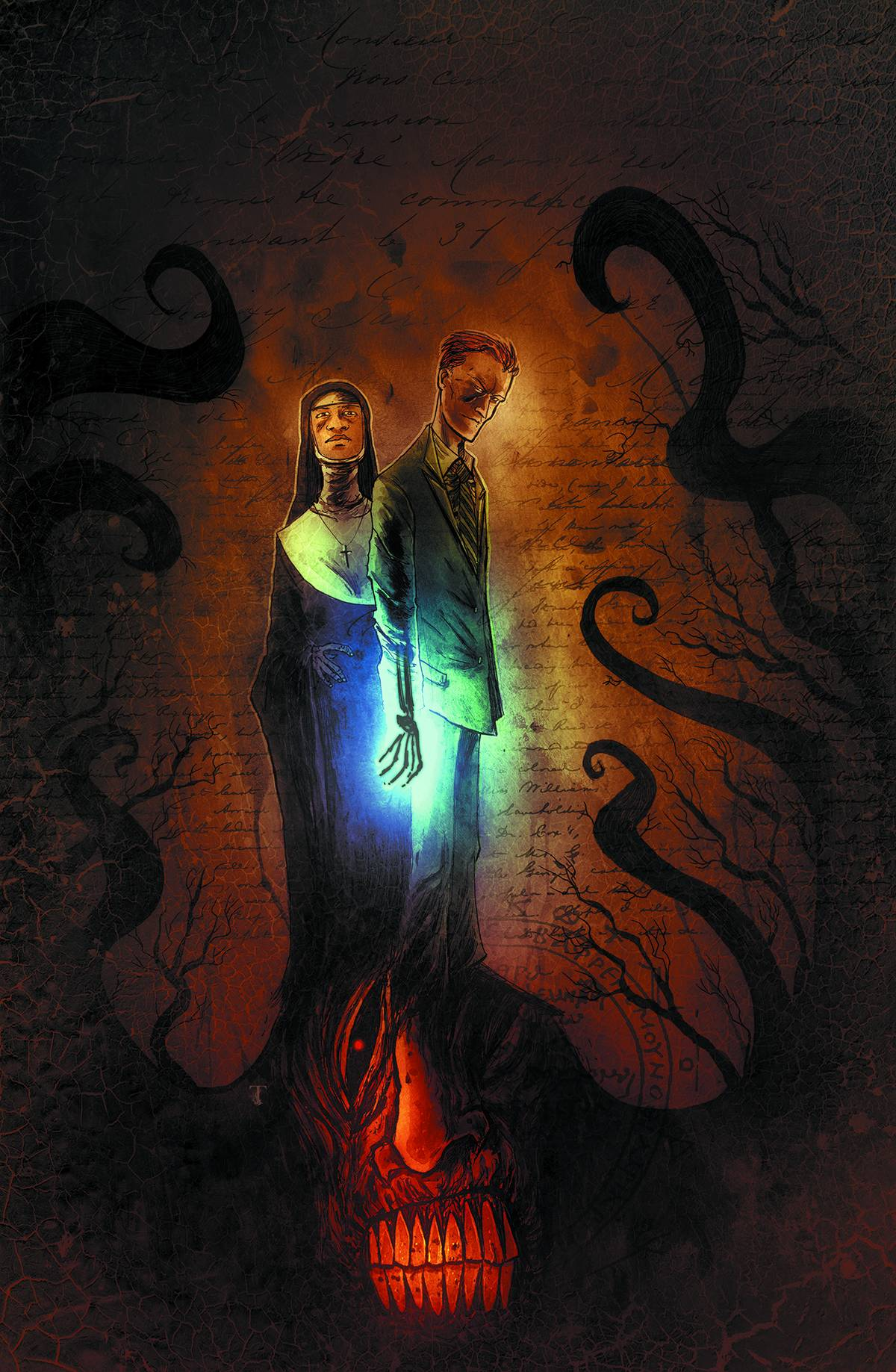 Cover by Ben Templesmith