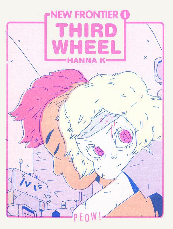 New Frontier - Third Wheel