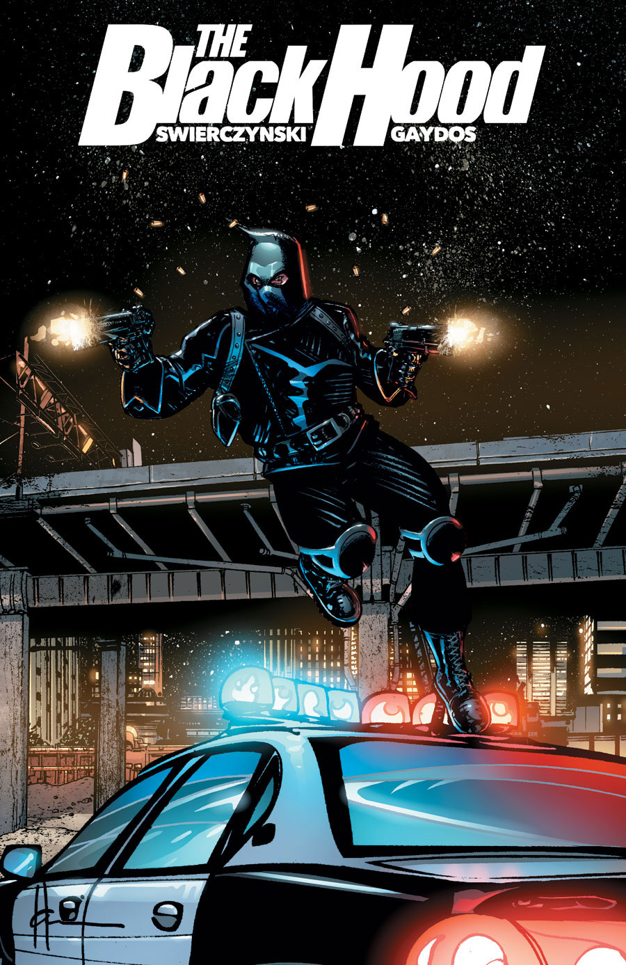 BlackHood#1HowardChaykinVar