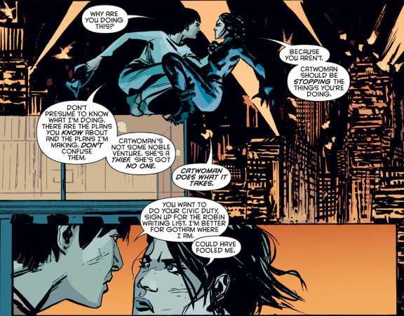 Interview Genevieve Valentine Opens Up On Catwoman Dc