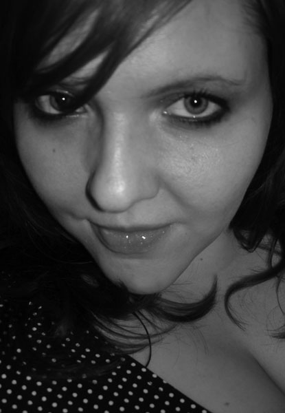 kelly bw headshot
