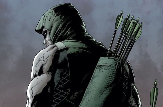 Green Arrow by Patrick Zircher