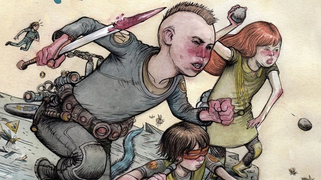 Wrenchies by Farel Dalrymple