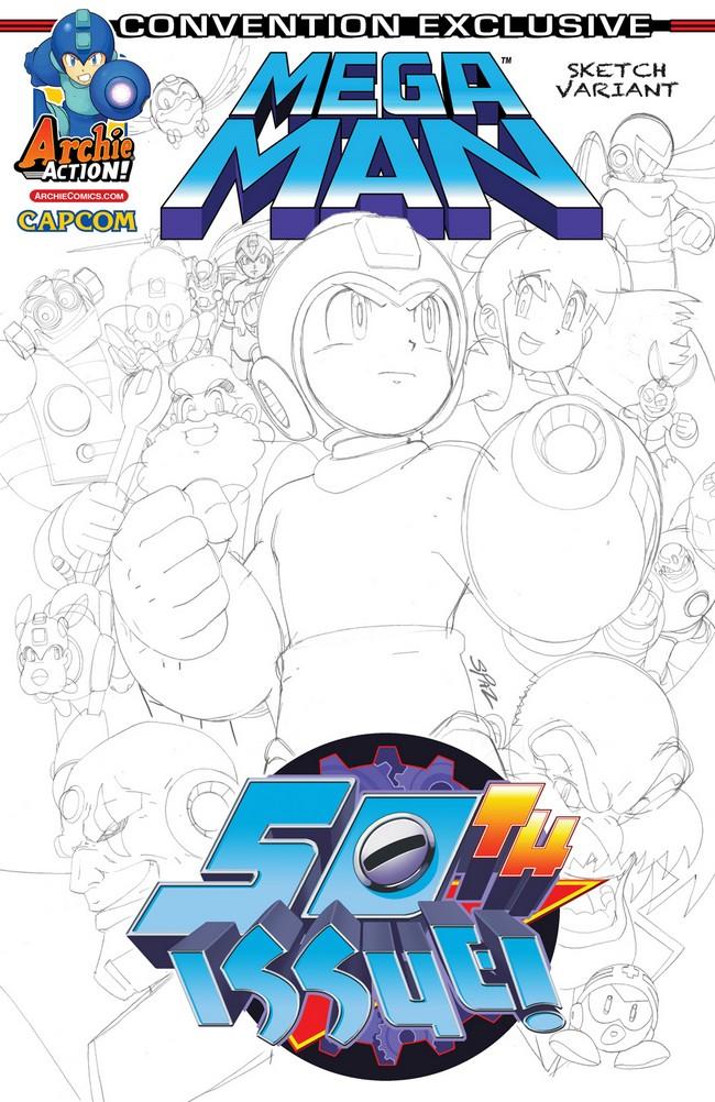 Megaman#50CONVar