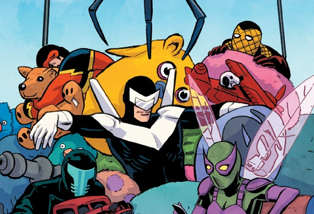 The Superior Foes of Spider-Man by Steve Lieber
