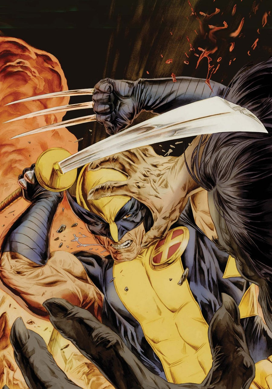 Wolverine has a long history with a Muramasa sword, a history drenched in blood.