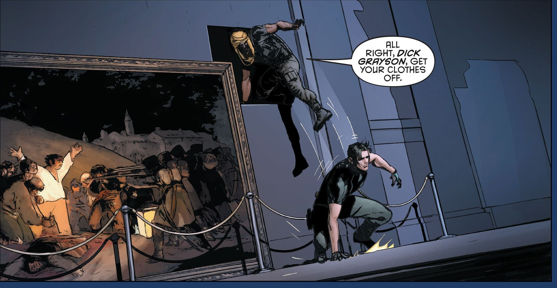 is-dc-deliberately-gay-baiting-nightwing-grayson-s-male-partner-wants-dick-s-clothes-off-473685