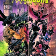 Batman and Robin Eternal Cover 1