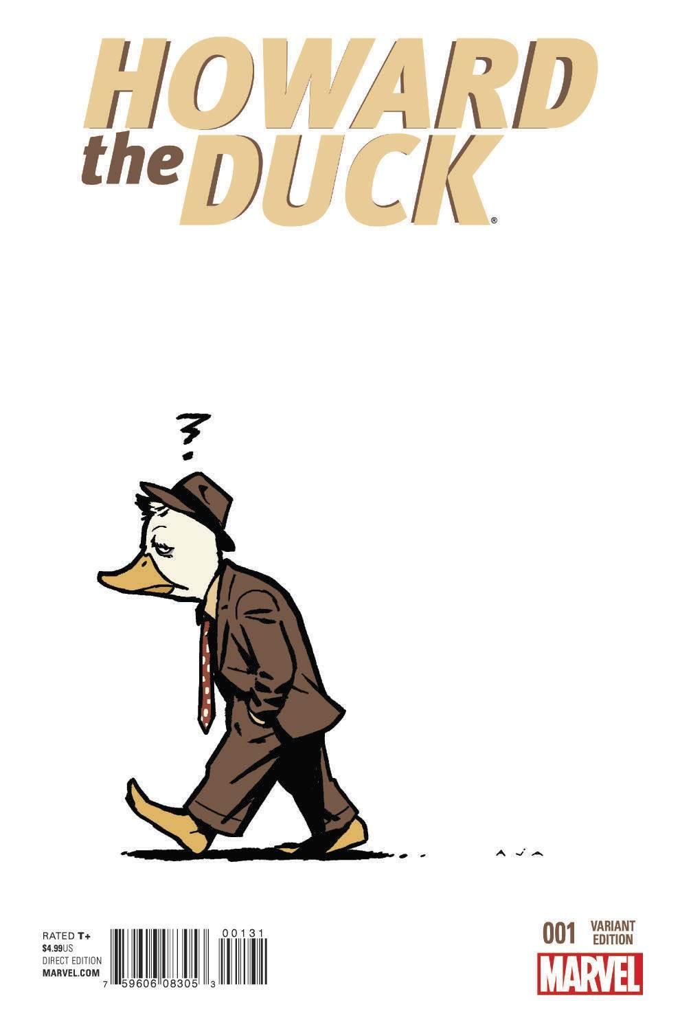 Howard_the_Duck_1_Aja_Variant
