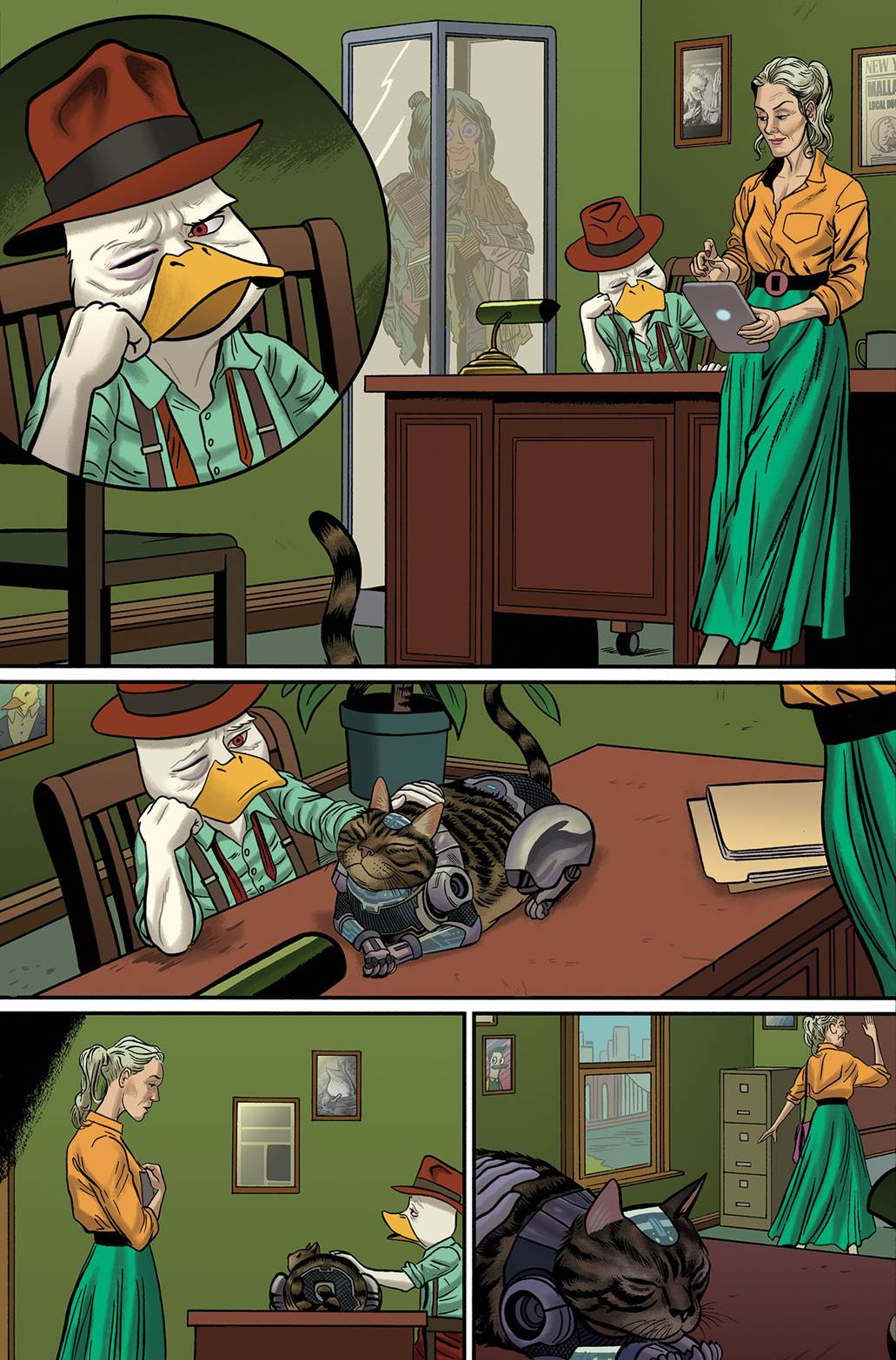 Howard_the_Duck_1_Preview_2
