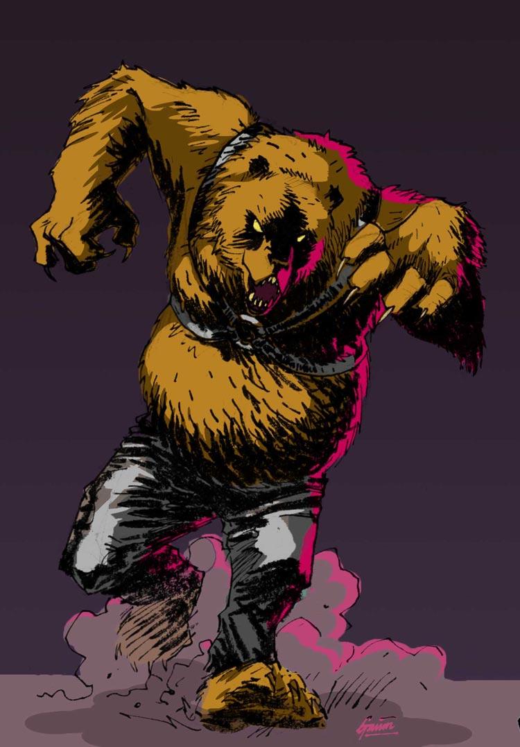 bearcolour