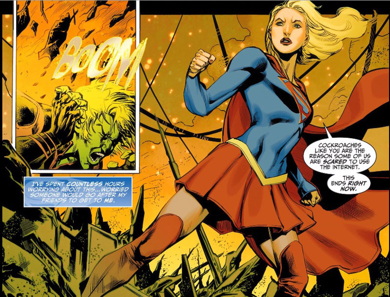 Adventures-of-Supergirl-5-review-Supergirl