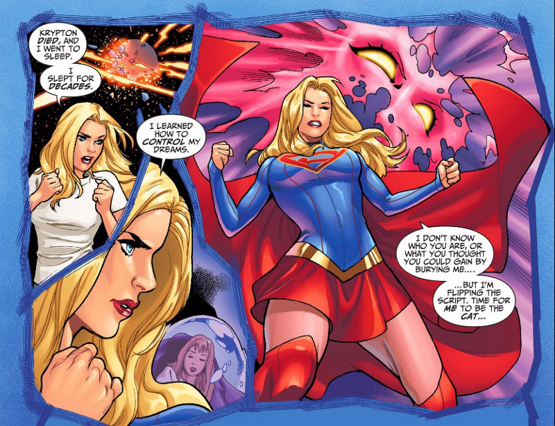 Adventures-of-Supergirl-6-review-supergirl