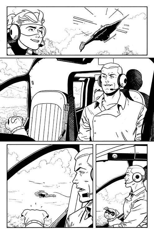 FUTURE QUEST #1, Page 7