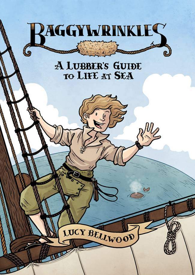 Baggywrinkles by Lucy Bellwood