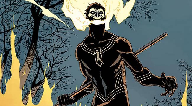Shadowman by Valentine De Landro