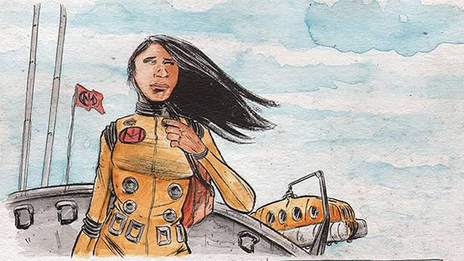 Dept. H by Matt Kindt