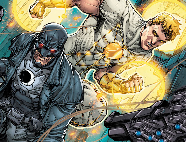 Interview: Steve Orlando Reunites MIDNIGHTER AND APOLLO