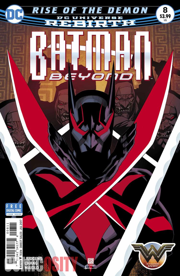 Batman (comic book) 2017-5-20 3:30 Photo