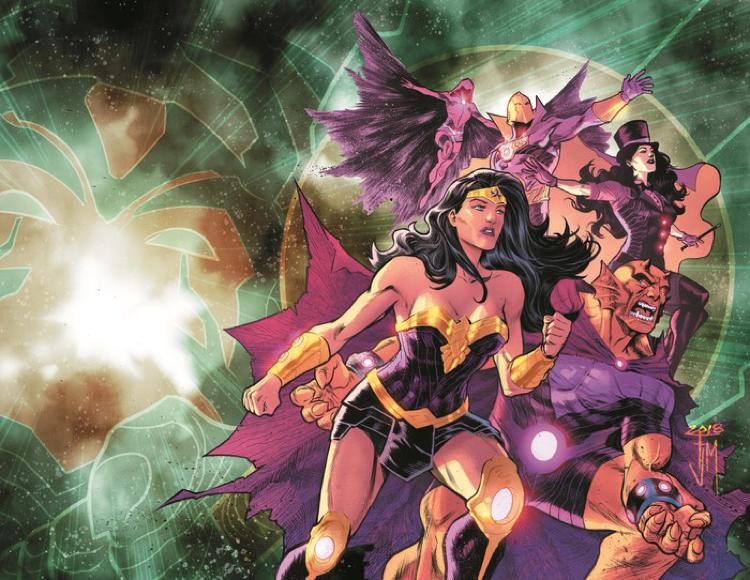 Two new Justice League teams announced at WonderCon